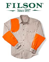 Men's Filson Hunting Apparel