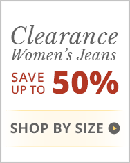 Women's Clearance Jeans