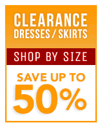 Clearance Dresses & Skirts