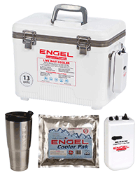Engel Coolers & Accessories