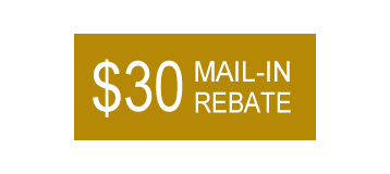 $30 Mail-In Rebate