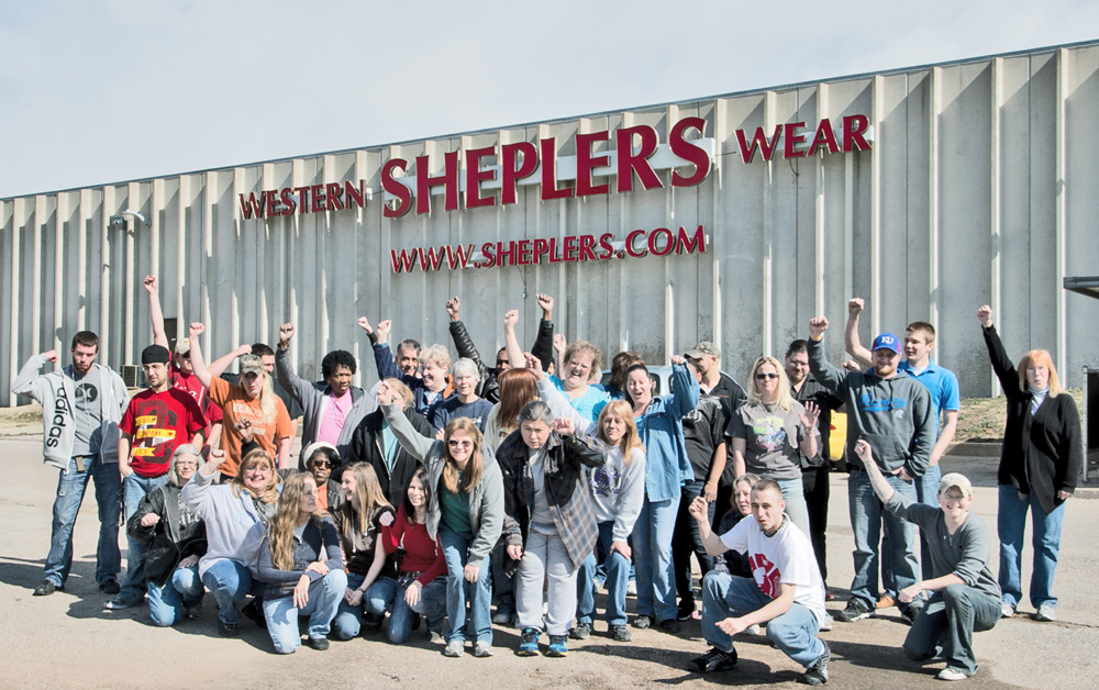 Sheplers Warehouse