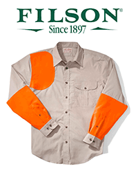 Men's Filson Hunting Apparel