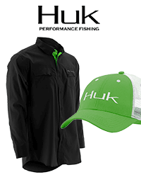 Men's HUK Performance Fishing