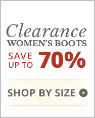 Women's Clearance Boots