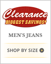 Men's Clearance Jeans