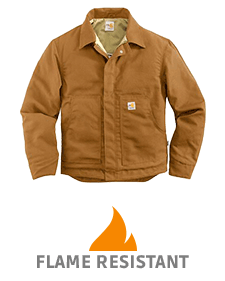 Flame Resistant Workwear