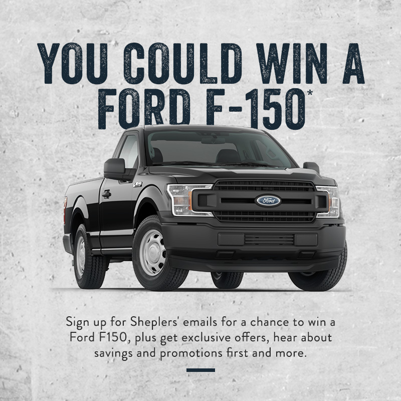 Ford F-150 Sweepstakes
