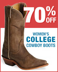 Red Cowboy Boots For Women - Cr Boot