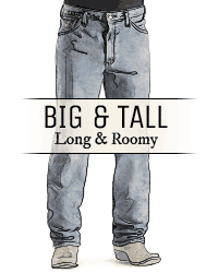 Big & Tall Pants