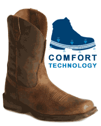 Men's Comfort Technology Boots