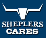 Sheplers Cares