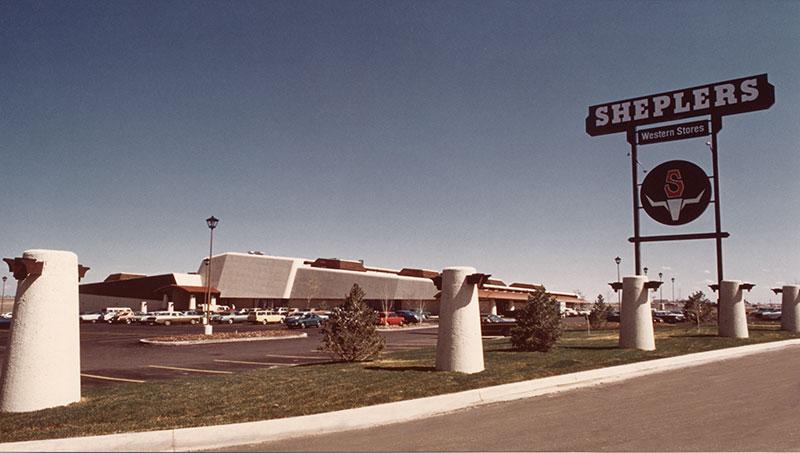 Sheplers Denver Store