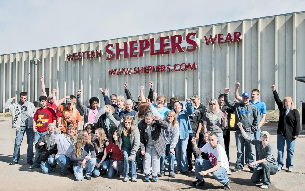 Sheplers Warehouse